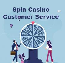bondsjackpot.com Spin Casino Customer Service