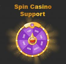 Spin Casino Support bondsjackpot.com